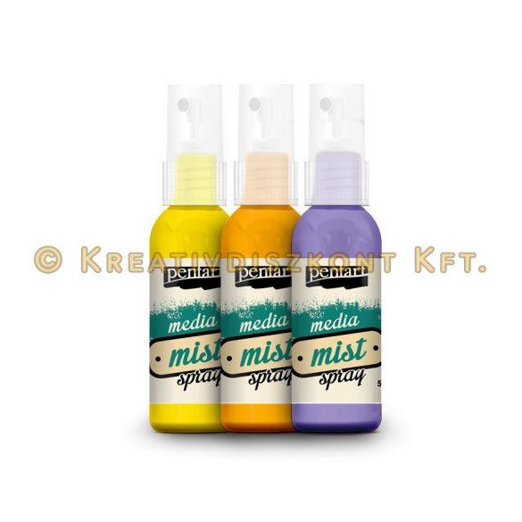 Média permetfesték spray 48 szín 50 ml - levendula