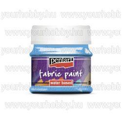 Pentart Textilfesték 50 ml - Világoskék