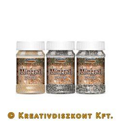Ásványpor 13 fajta 100 ml finom szemcsés albit