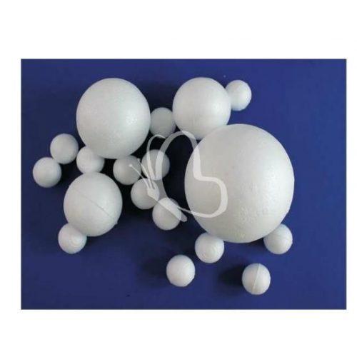 Polisztirol gömb 7 cm