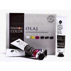 Pannoncolor olajfesték cinkfehér 80ml