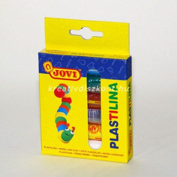 Gyurma, 6 db-os, színes, Jovi