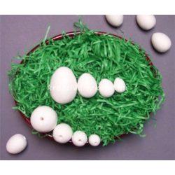 Préselt papír tojás, 10 db / cs