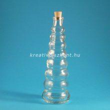 Piramis díszüveg, 100 és 350 ml -es