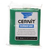 Cernit süthető gyurma N°1, 56 g - zöld C600