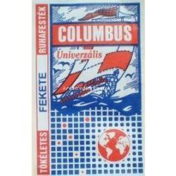 Columbus Ruhafesték 51 színben 5 gr/csomag fekete