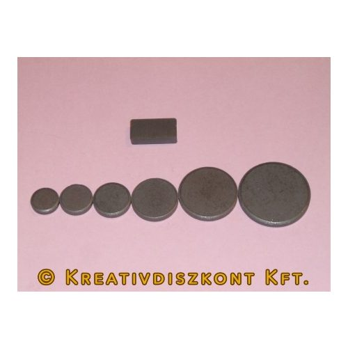 Mágneskorong 20 mm 10db/csom