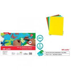 Öntapadós papírtömb A4 4db/cs