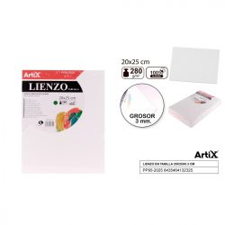 Vászontábla kasírozott Artix 20x30 cm PP95-2030