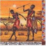 Szalvéta Afrikai őslakosok