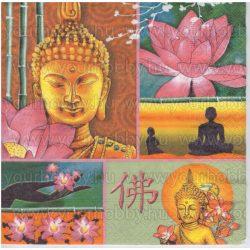 Szalvéta Thai egyensúly