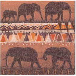 Szalvéta Elefánt rajzok
