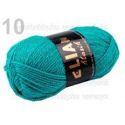 Kötőfonal 50g Elian Klasik több színben - csempe kék
