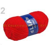 Kötőfonal 50 g Elian Mimi - piros