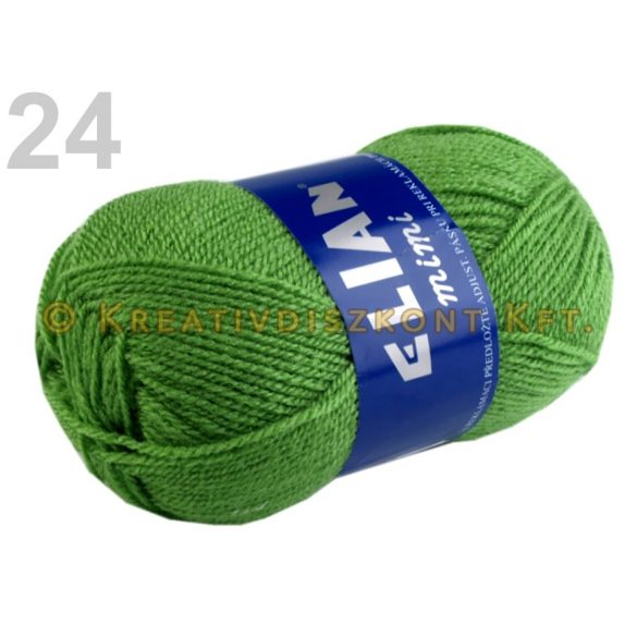 Kötőfonal 50 g Elian Mimi több színben - almazöld