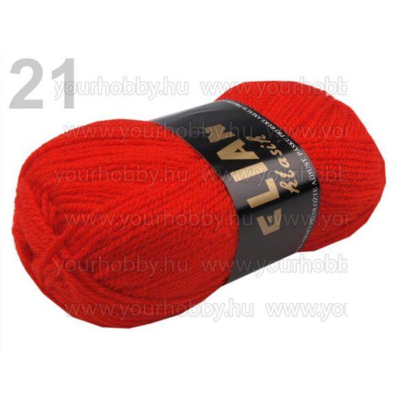 Kötőfonal 50g Elian Klasic több színben - fiesta piros