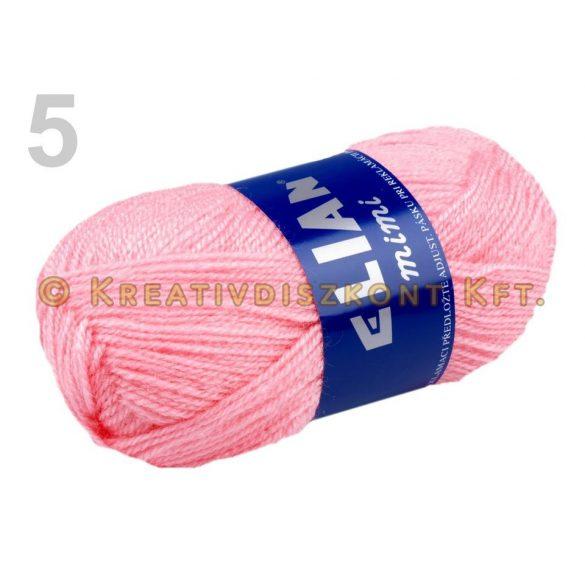 Kötőfonal 50 g Elian Mimi több színben - rózsaszín